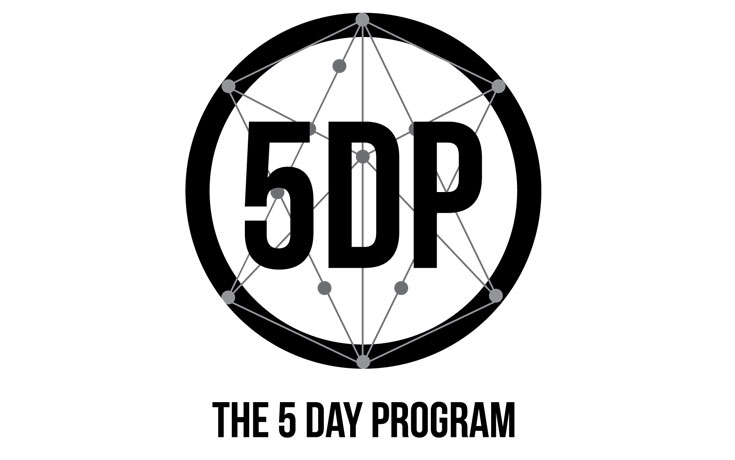 5 Day Program | Kirby de Lanerolle