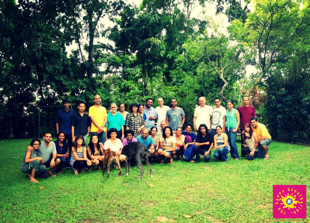 June 2013 program in Sri Lanka