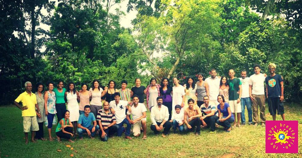 May 2013 program in Sri Lanka ( Group 2)
