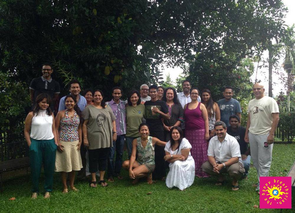 November 2013 program in Sri Lanka (Group 2)