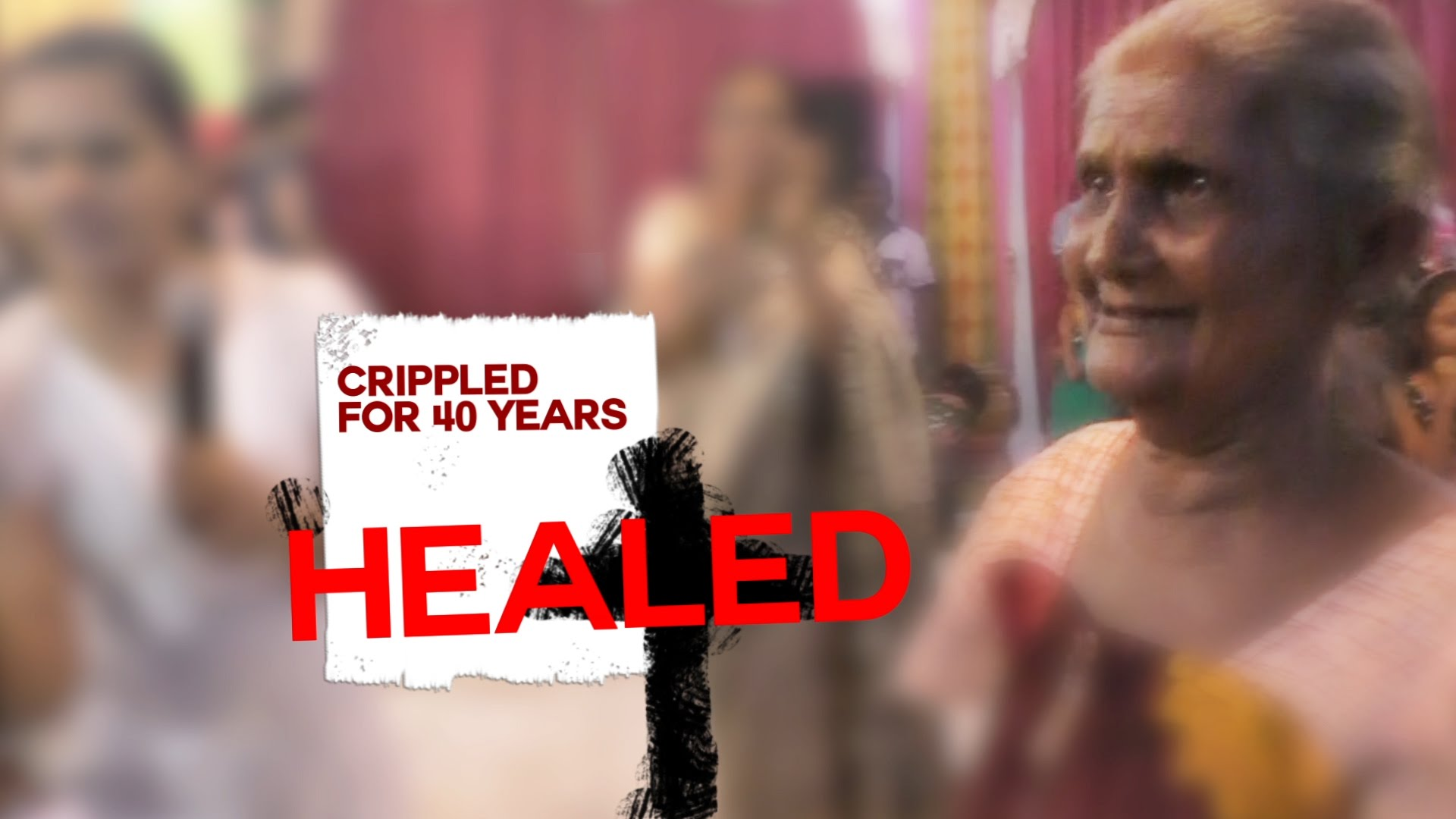 WOW HEALING DIARIES – HEALED AFTER 40 YEARS!