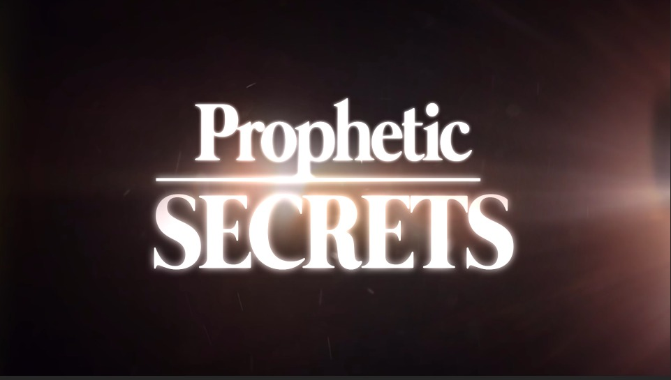 LEARN THE SECRETS OF PROPHESYING!!